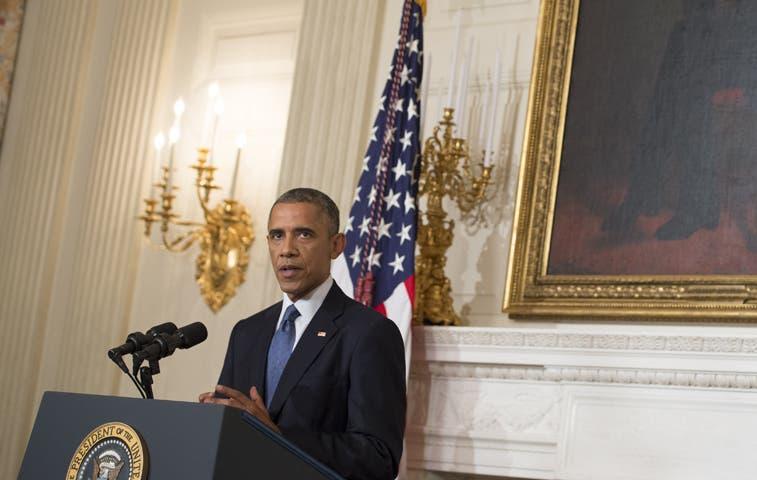 EE.UU.  autoriza ataques al Estado Islámico