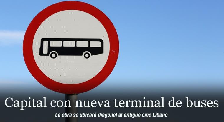 Capital con nueva terminal de buses