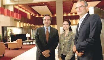Incae, Philips y Credomatic a favor de inversión verde