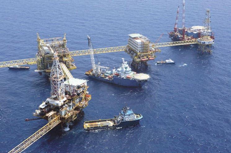 Fracking en aguas profundas es la próxima frontera