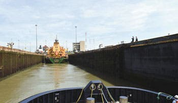 "Panamá: ""Canal de Nicaragua es inviable"""
