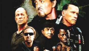 """Stallone golpea de nuevo con """"The Expendables 3"""""""