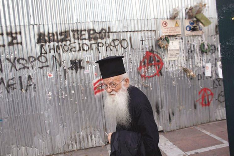 Sanciones rusas dificultan salida de recesión griega