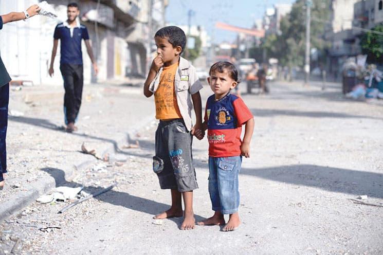 Piden a Egipto consolidar tregua en Gaza