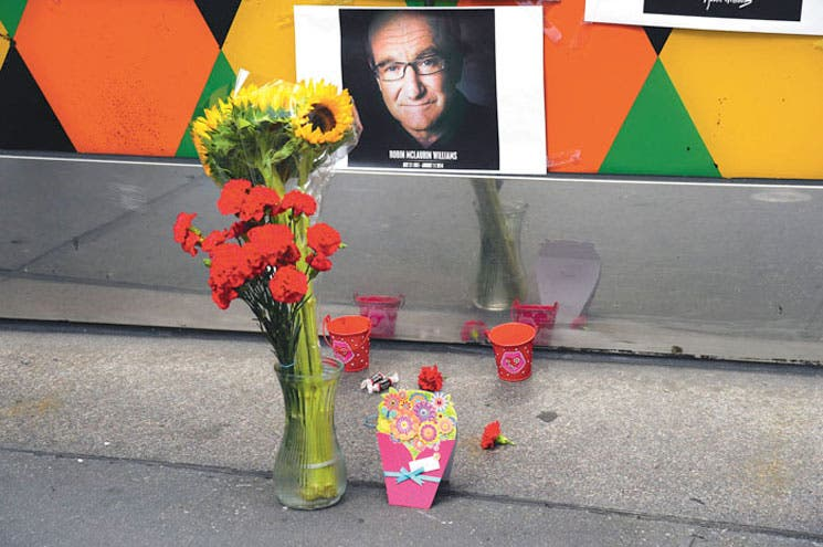 El adiós de Robin Williams conmociona a Hollywood