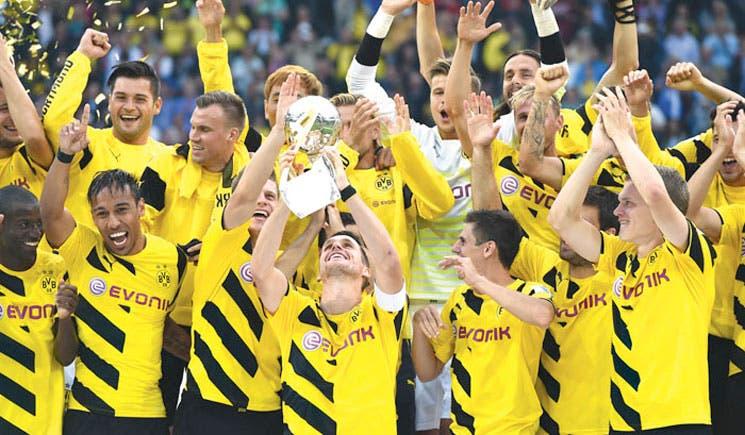 Dortmund desluce al Bayern