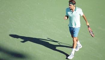 Federer a 300