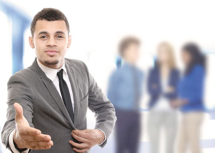 La confianza como base del liderazgo
