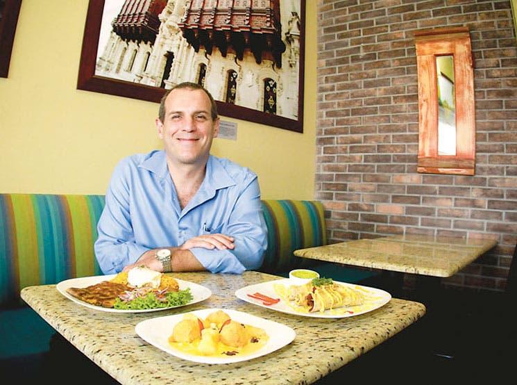 Cafetería con alma peruana