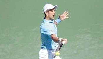 Otro temprano adiós de Djokovic
