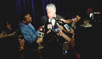 Ottonismo pide salida de Ministro de la Presidencia