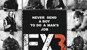 """""""The Expendables 3"""" llega a la cartelera"""