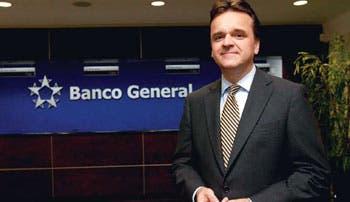 Banco General extenderá operaciones
