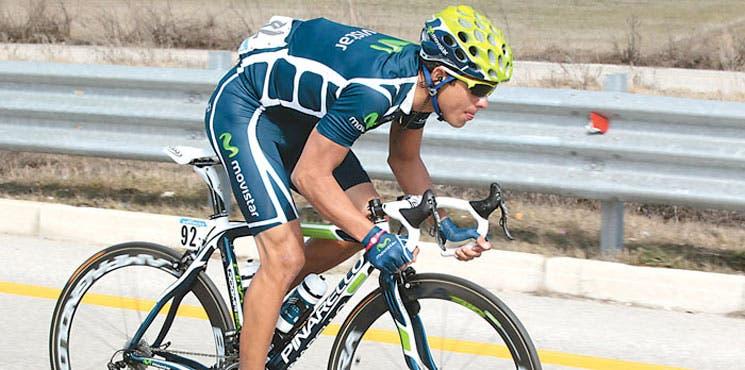 Amador estará en la Vuelta