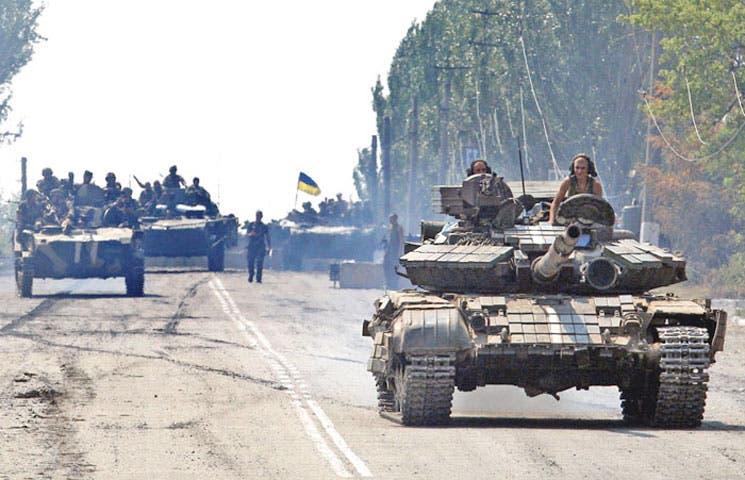Amenaza de Putin agita ambición de tanques