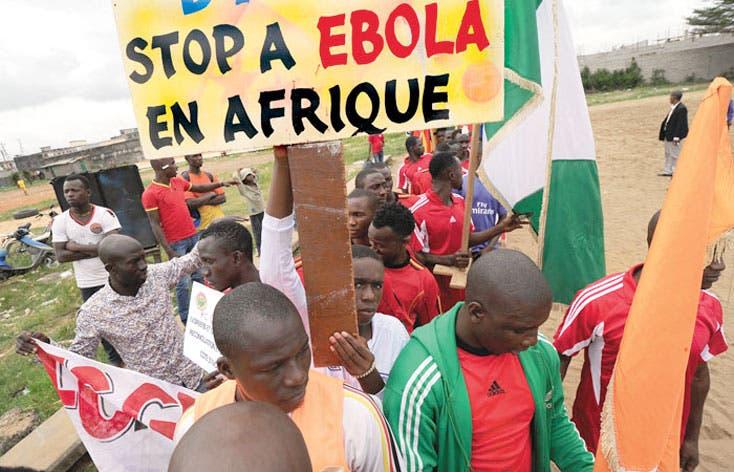 OMS esperanzada de frenar el ébola