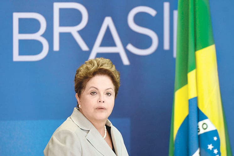 Advierten sobre intervención cambiaria de Brasil