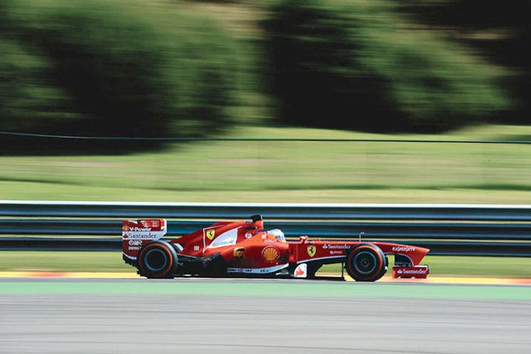 Alonso luchará por ser tercero