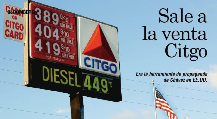 Herramienta de propaganda de Chávez sale a la venta