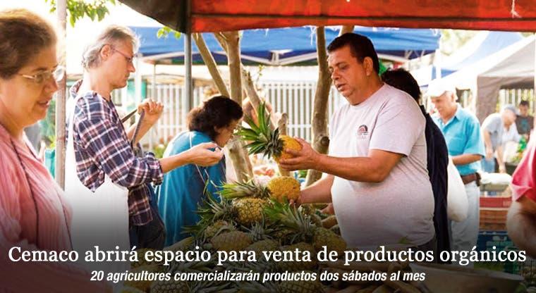 Cemaco abrirá espacio para venta de productos orgánicos