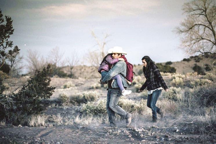 Longoria y Peña actúan en cinta sobre inmigración