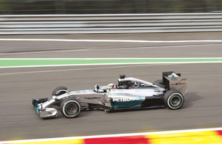 La vida sigue igual en la F1