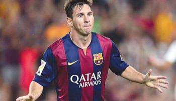 Barcelona y Messi inician bien