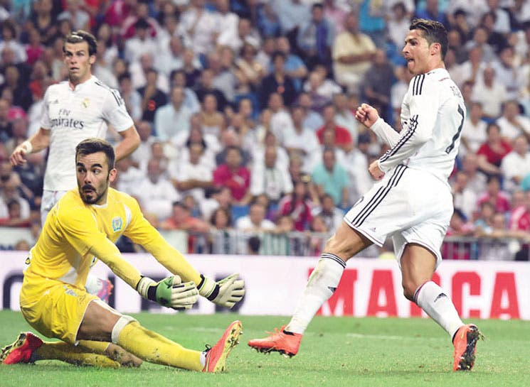 Real Madrid arranca tibio