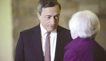 Draghi lleva al BCE más cerca de la compra de bonos