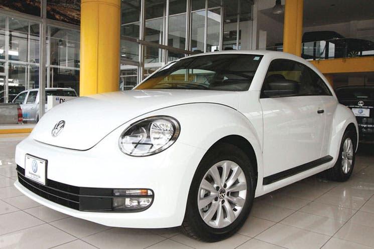 VW Beetle: un diseño fuera de lo común