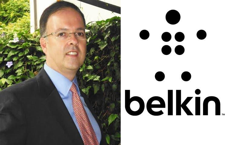 Belkin designa a nuevo gerente regional