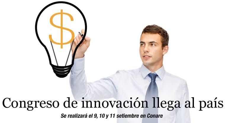 Congreso de innovación llega al país