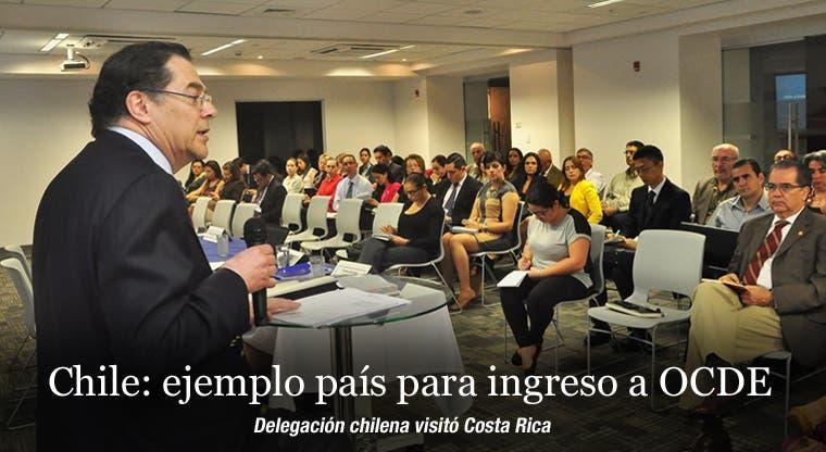 Chile: ejemplo país para ingreso a OCDE