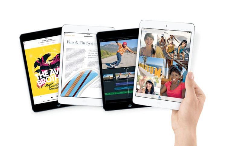 Apple prepara un nuevo iPad