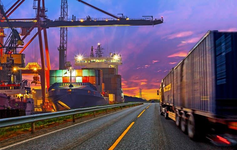 Tramo a nueva terminal de contenedores estará listo en diciembre