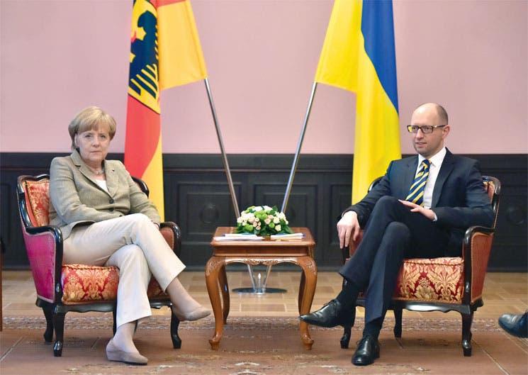 """Autoridades """"inquietas"""" por situación en Ucrania"""