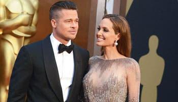Pitt y Jolie se dan el sí, quiero