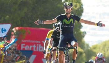Valverde manda