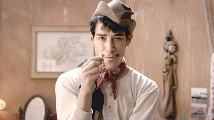 """""""Cantinflas"""", tras los pasos de Derbez"""
