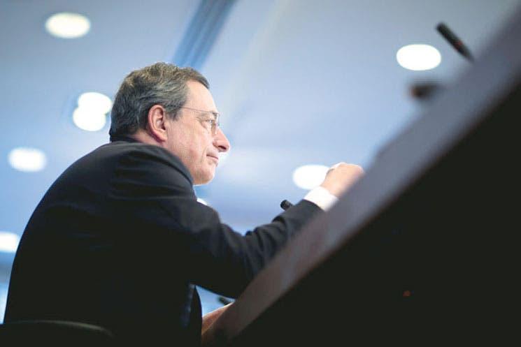 """""""Draghi llegó al final del camino para reactivar la zona euro"""""""
