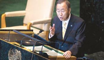 ONU trabaja en liberación de cascos azules