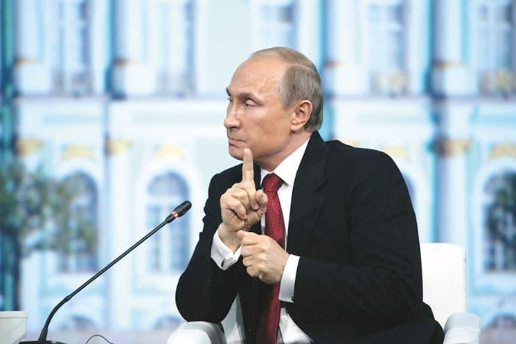 Putin espera que su Mundial no se vea afectado por la crisis en Ucrania