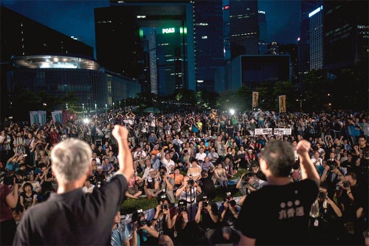 China acepta sufragio universal en Hong Kong, pero limita candidatos