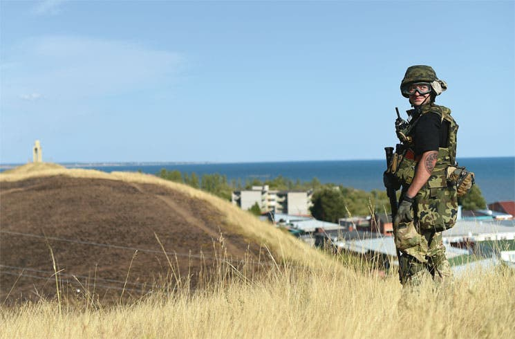 Ucrania y Rusia efectúan primer canje de soldados