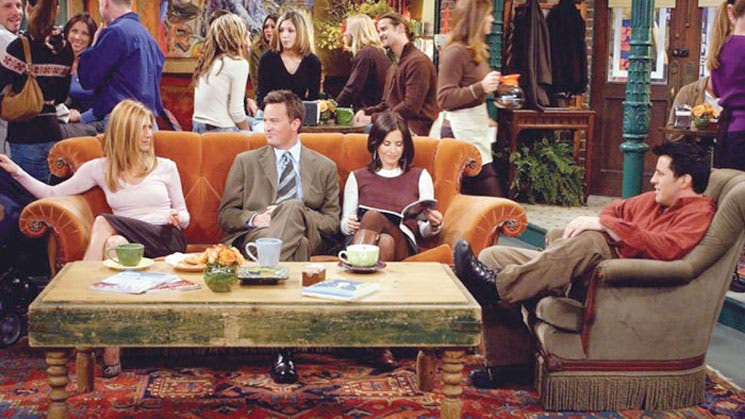 "El café de ""Friends"" cobrará vida"