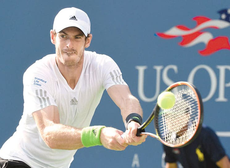Djokovic se topa con Murray