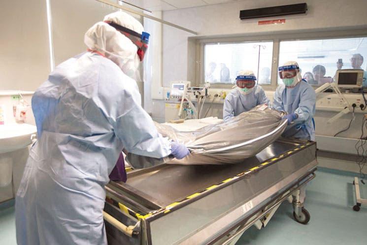 Incrementa alerta mundial por brote de ébola