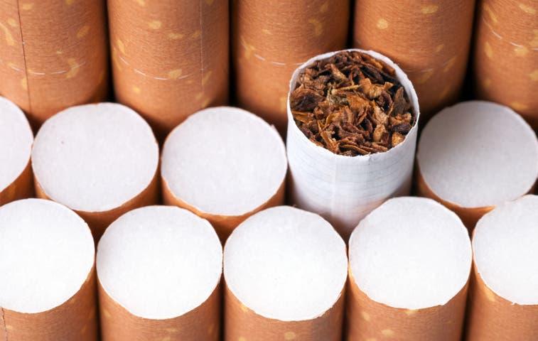 Comercios evitarían sanción por cajetillas de cigarro