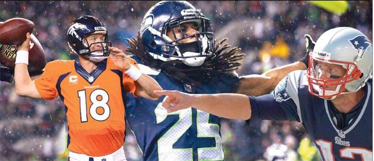Rumbo al Super Bowl 49