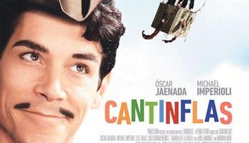 """""""Cantinflas"""" logra el mejor promedio de espectadores"""